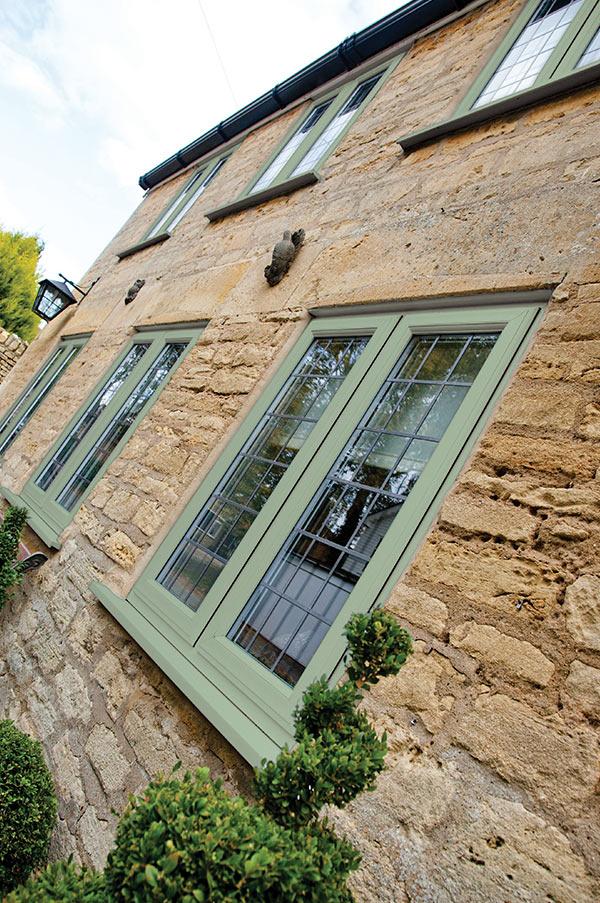 Chartwell Green Window